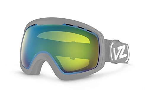 VonZipper Feenom NLS Goggles Lens Yellow Chrome