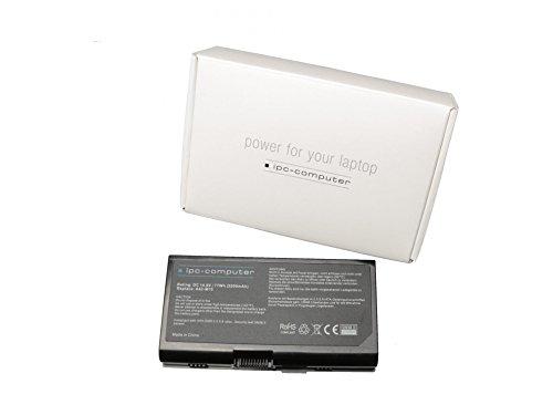 Batterie pour Asus AS-G71V-1A / F70SL / F70SL-1A / F70SL-1B / F90 / G71 / G71G / G71G-1B / G71GX / G71GX-1C / G71GX-1E / G71V / G71V-1B / G72 / G72GX / G72GX-1A / M70SA / M70SA-1A / M70SR / M70SV / M70VM / M70VM-1A / M70VN / M70VN-1A / M70VN-1B / M70VR / M70VR-1A / N70 / N70SV / N70SV-1A / N70SV-1G / N90 / N90SC-1A / N90SV-1A / Pro72 / Pro72Q / Pro72S / Pro72V / Pro72VN / Pro73V / Pro73VN / Pro76 / Pro76S / Pro76SL / Pro77 / Pro77SV / Retail-M70SR-1A / Retail-M70SR-2F / X71 / X71A / X71A-2H / X7
