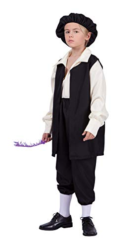 RG Kost-me 90313-S Medium Renaissance Boy Vest
