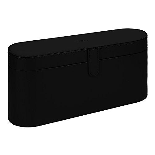 BUBM Caja de secador de pelo, portátil secador de pelo de viaje Funda de cuero de la PU Flip organizador...