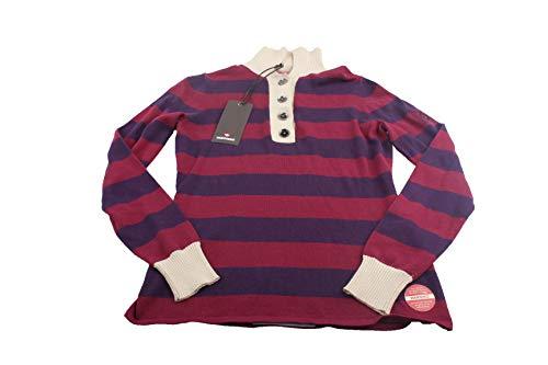 Murphy&Nye Damen Pullover Strickpullover Gr. S lila-rosa Neu