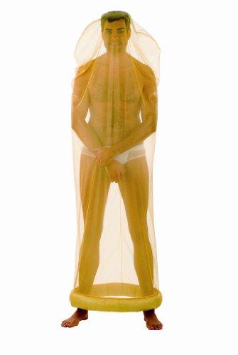 Limit Sport MA510 Gr. XL - Kondom Kostüm 1 -teilig (Anzug ()