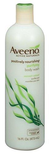 Aveeno Body Wash Positively Nourishing 16oz by Aveeno