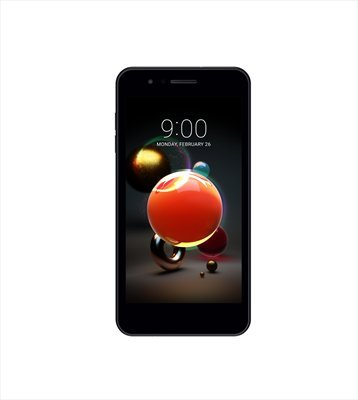 Lg Lglmx210Emw.Aitcbk Smartphone da 16 GB, Aurora Black