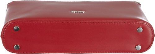 Picard Berlin 4853, Borsa donna, 26x13x6 cm (L x A x P) Rosso