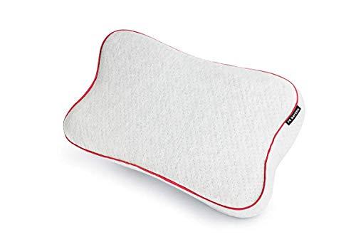BLACKROLL® Recovery Pillow FC Bayern München - orthopädisches HWS Kissen (Nackenstützkissen) aus Viscose Memory Schaum - Made in Germany