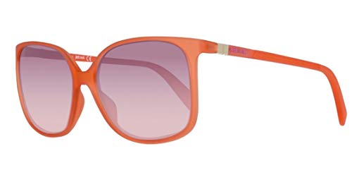 Just Cavalli Damen Sunglasses Jc727S 72Z 58 Sonnenbrille, Rot,