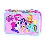 ASTUCCIO TRIPLO MY LITTLE PONY