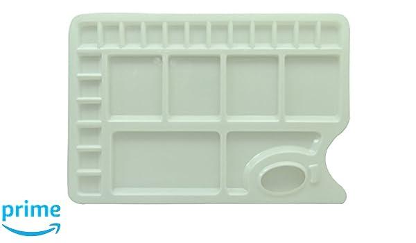 3 Stücke Aquarell Mischpalette Farbpalette Für Farbenbehälter