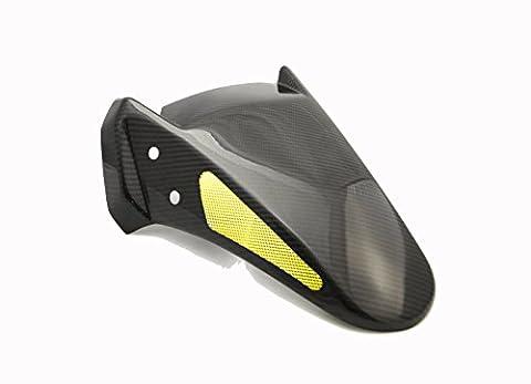 HONDA CBR1000RR 08–16(non ABS)/carbone brillant fibre-gold en maille de roue arrière pour