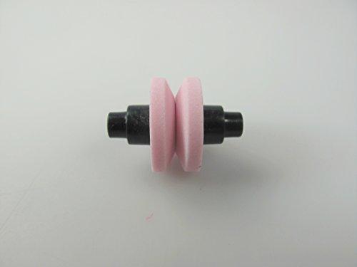 TUPPERWARE Schleifstein Messer Ersatzschleifstein Grob für Messer-Maus D109 pink 14228