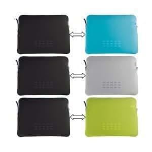 "Avec 29960 Spline 13.3"" Reversible Neoprene Laptop Sleeve (Grey)"