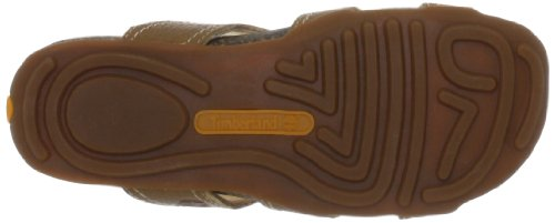 Timberland Womens BareStep Slide Sandal Medium Brown