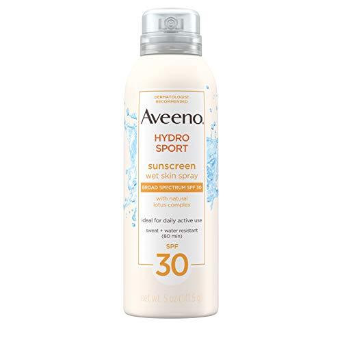 Aveeno Hydrosport SPF 30 Spray, 147 ml (Sonnenschutz)