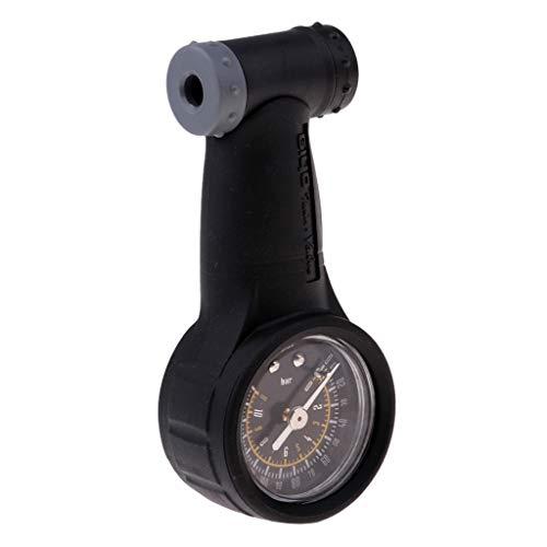 Ipotch misuratore di pneumatici manometro aria mtb per mountain bike di valvole presta/schrader