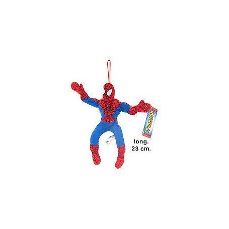 SPIDERMAN - Peluche Spider-man - 23 cm