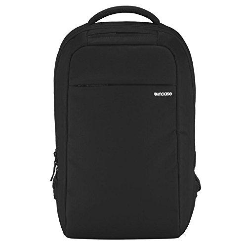 Incase Icon Pack Lite 38,1cm Rucksack schwarz–Kamera Tasche Laptop-Rucksack (38,1cm (38,1cm), schwarz, Nylon, weiß, 840(D)