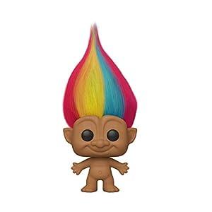 Funko 44604 POP Rainbow Troll Classic Collectible Toy, Multicolour