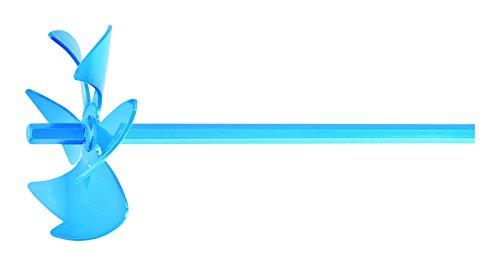 STORCH Scheiben-Rührstab für Bohrmaschine 120 x 600mm SW 10-Mischer, Rührer, Rührquirl (Lack Farbe Mischer)