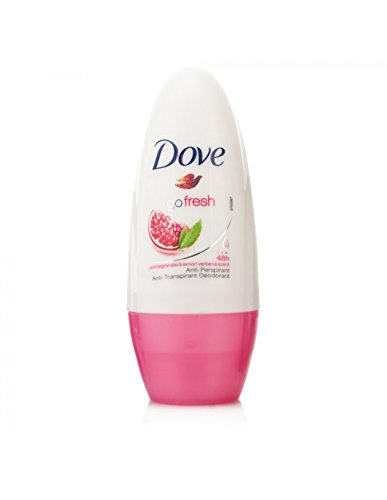 Dove Go Fresh-Pomegranate & Lemon VerbenaAntiperspirant Deodorant Roll on