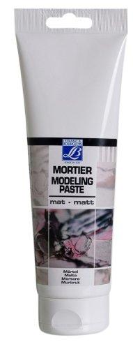 Lefranc & Bourgeois 300191 Louvre Zusatzmittel für Acrylfarben - Modellierpaste, 250ml Topf
