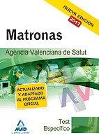Matronas De La Agencia Valenciana De Salud. Test De La Parte Específica