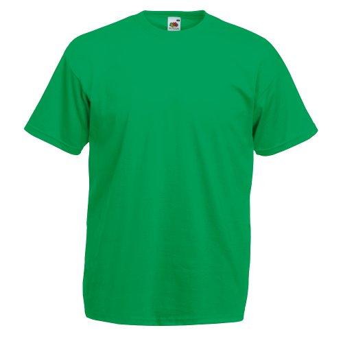 Fruit of the Loom Valueweight T-Shirt Maigruen