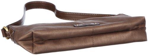 ESPRIT K15035, Borsa a spalla donna, 10x12x5 cm (L x A x P) Marrone (Braun (Mud Grey 036))