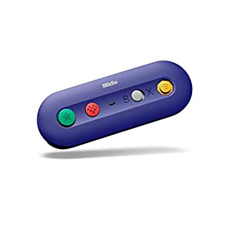 8Bitdo G Bros. Wireless Adapter for Nintendo Switch (Works with Wired GameCube & Classic Edition Controllers) (Nintendo Switch//)