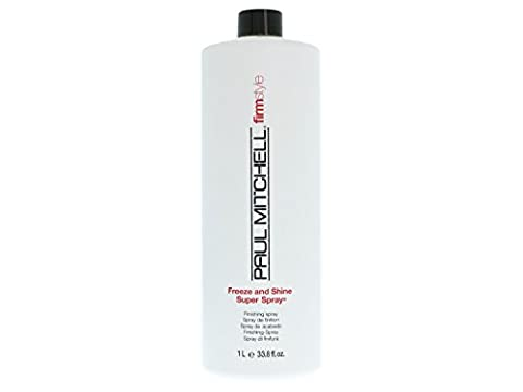 Paul Mitchell Freeze and Shine Super Spray, 1000 ml