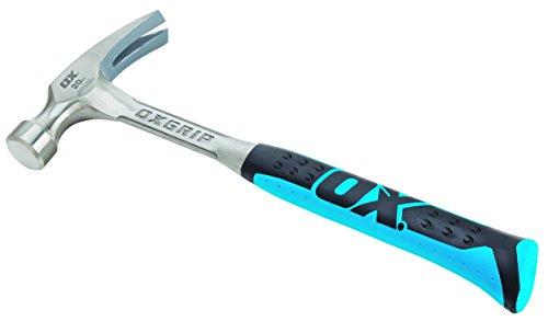OX Pro Straight Claw Hammer - 20 oz