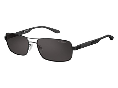 Carrera Herren 8018-S-10G-M9 Sonnenbrille, Schwarz (Negro), 57