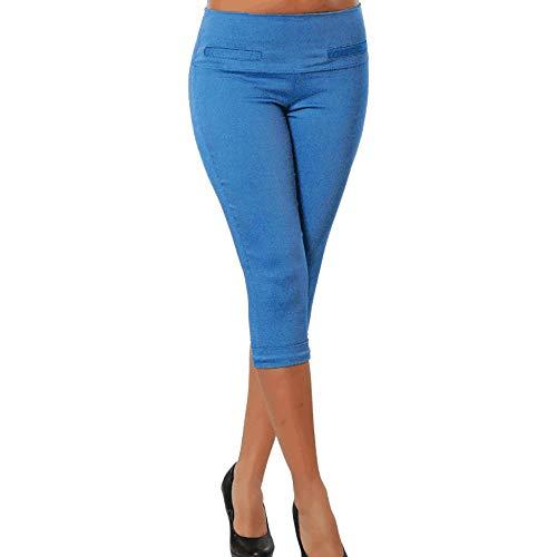 Yvelands Damen Hose aus Leinen | Stoffhose in -