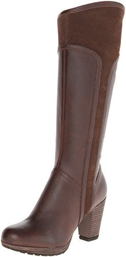 Timberland Donna Exeter Heights FTW_EK Exeter Heights Platform Tall Boot Stivali Brn/Br