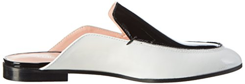 Marc Cain Gb Sk.02 L34, Mocassini Donna Weiß (White And Black)