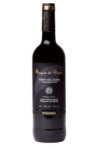 Pinord Vino Roble Ribera Del Duero Tempranillo - 750 Ml
