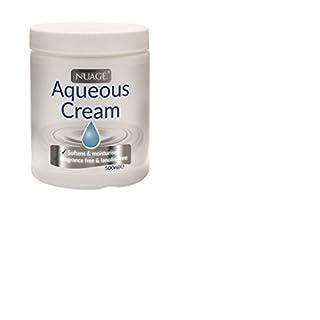 Nuage Aqueous Cream 500ml