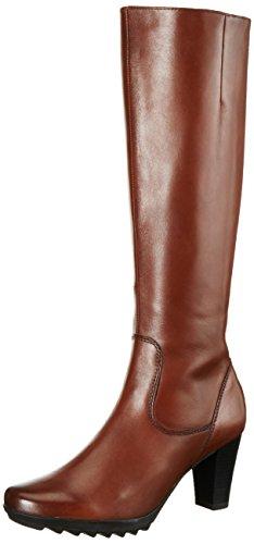 Caprice 25600 - Stivali Alti da Donna, colore Marrone (BROWN NAPPA 308), taglia 38 EU