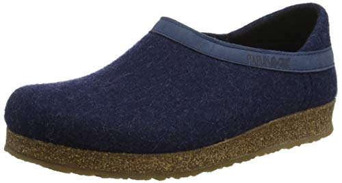 Haflinger Buffalo Grizzly, Chaussons Bas Femme