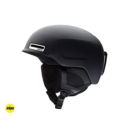 Smith Optics Unisex Adult Maze MIPS Snow Sports Helmet - Matte Black Large (59-63CM)