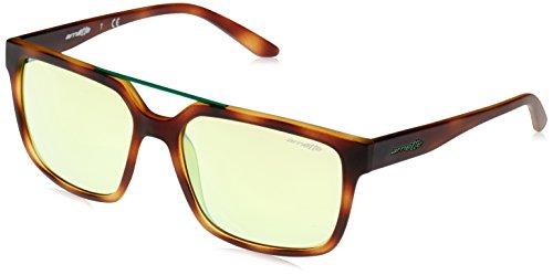 Arnette 0an4231 21528n 57, occhiali da sole uomo, blu (petrolhead)