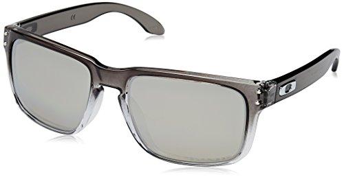 Oakley Herren Sonnenbrille Holbrook, Grau (Gris), 57