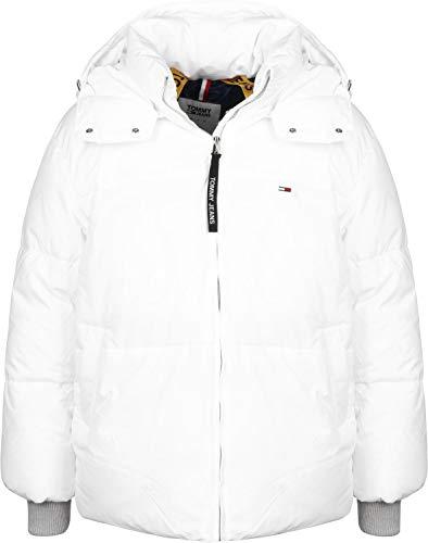 Tommy Jeans TJW Oversized Puffa Jacket Winterjacke Damen - S