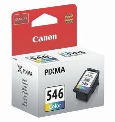 Canon Original 8289B001 / CL-546, für Pixma MG 2550 s Premium Drucker-Patrone, Cyan, Magenta, Gelb, 180 Seiten, 8 ml