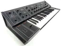 Yamaha CS10 vntage analog monophonic synthesizer