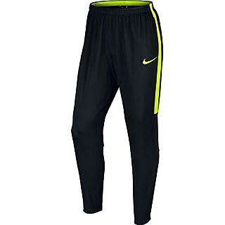Nike M NK Dry acdmy Pant kpz Pantalon, Homme M Multicolore - Noir (Black/Black/Volt/Volt)