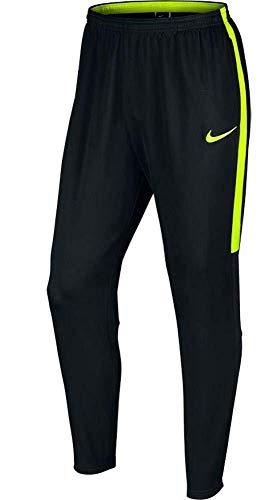 Nike M NK Dry ACDMY KPZ Pantalón, Hombre, Negro (Black/Volt), L