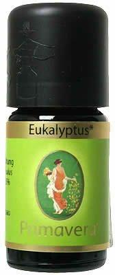 Primavera Eukalyptus* bio (Cineol 85%) 5 ml (Bio-eukalyptus-öl)