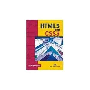 HTML 5 & CSS Made Simple (W/CD)
