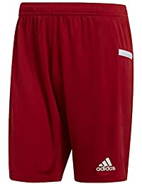 Amazon.it  adidas - Rosso   Pantaloncini sportivi   Abbigliamento ... 056d1c92f1cd